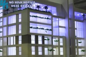 Mô hình Sky garden_ Cengroup 137 Nguyễn Ngọc Vũ