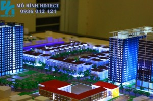 Mô hình quy hoạch cityland riverside_Quận 1 Hcm_Cityland group
