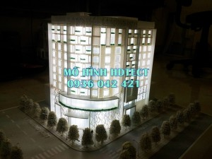 Mô hình khách sạn Sài Gòn_Hà Nội_cty CPG Việt Nam