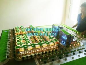 Mô hình dự án An Phát garden_Đông Hưng 2 Thanh Hóa_trưng bày tại ks Nam Cường.Thanh Hóa