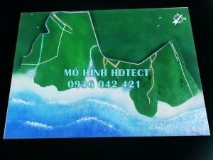 Mô hình núi Trường Lệ_Thanh Hóa