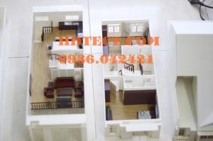 Dự án biệt thự liền kề bao gồm nội thất citylandriverside