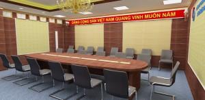 Phòng họp Phòng vé VNA_Hàng Bài_HN