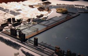 Mô hình concept dự án thử nghiệm tại xưởng