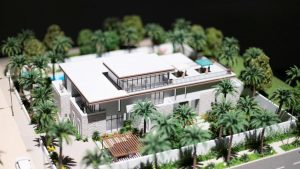 Mô hình biệt thự resort Sơn Trà – Đà Nẵng