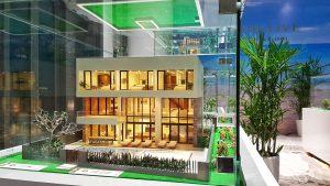 Cách làm mô hình nội thất trong nhà búp bê hoặc mô hình kiến trúc