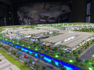 Quy hoạch nhà máy Hyundai Ninh Bình _Tập đoàn Thành Công