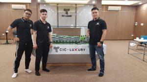 Dự án CIC luxury Lào Cai